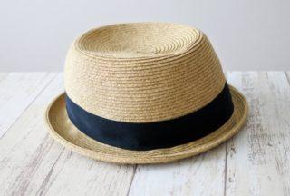 夏の定番 麦わら帽子