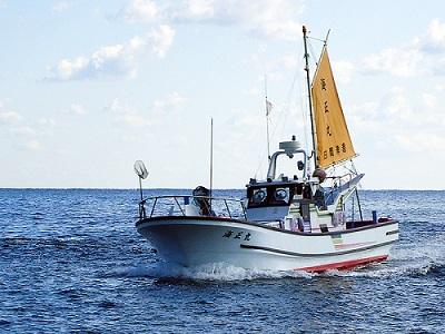 青空レストラン シマアジ釣り 釣り船(漁船)海正丸