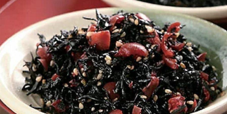 【西田ひかる】ご飯のお供「梅の実ひじき」ふりかけ 波瀾爆笑 通販