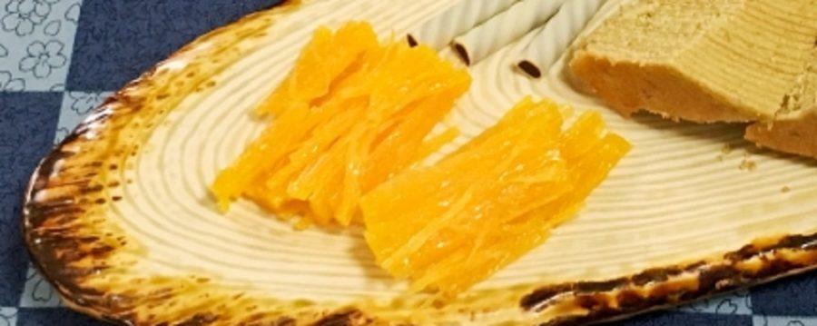 松本幸四郎さん推し和菓子 福岡の松屋利右衛門の鶏卵素麺 お取り寄せ